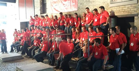 milwaukee tool shed band milwaukee tool 2014 new product launch event in