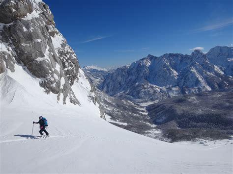 albania ski course bureau des guides du mont blanc