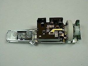 Headlight Switch Ford 1968