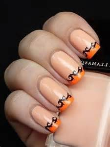 Easy fall nail art designs ideas trends stickers