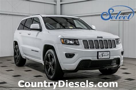 grey jeep grand cherokee 2015 2015 used jeep grand cherokee altitude at country diesels