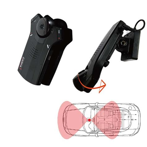 carpa  dashboard dual camera mini dvr system police