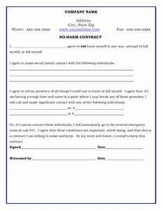contracts safety contract templates sale of business With contract for safety template