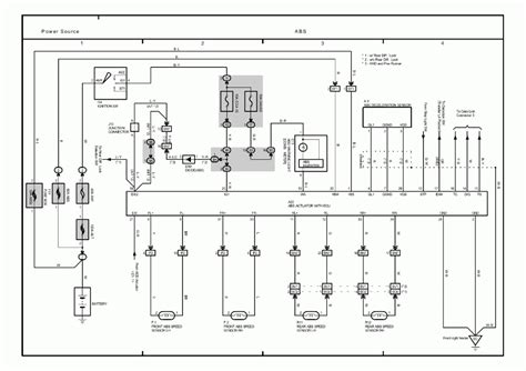 2003 toyota tacoma wiring diagram wiring diagram and