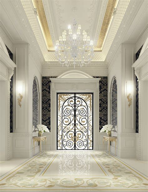home interior decorating company luxury interior design for an entrance lobby by ions