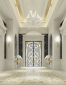 Luxury Interior design for an entrance lobby - by IONS