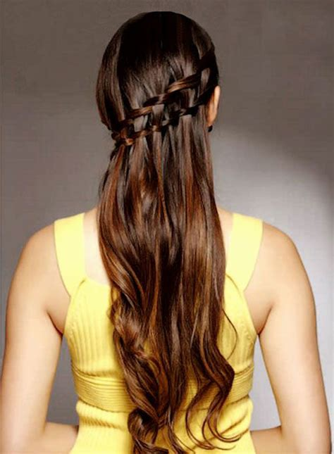 winter hairstyle  ideas trends styles