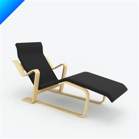 marcel breuer chaise marcel breuer chaise lounge 3d 3ds