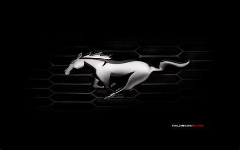 Ford Mustang Emblem Wallpaper ford mustang emblem wallpaper 58 images