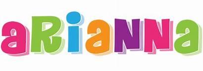 Brianna Arianna Ariana Aryan Brian Ariane Logos
