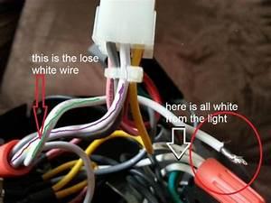 Ceiling fan works light does not work