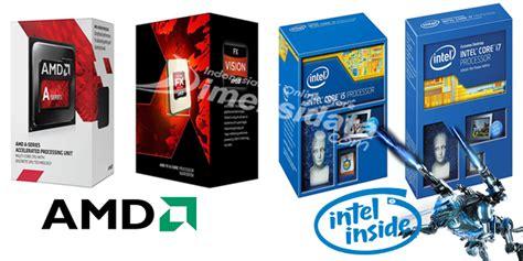 tips memilih processor terbaik  komputer gaming