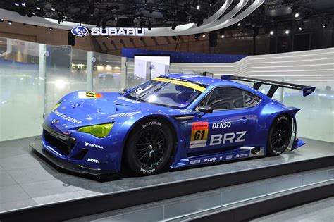 subaru brz racing subaru brz gt300 race car
