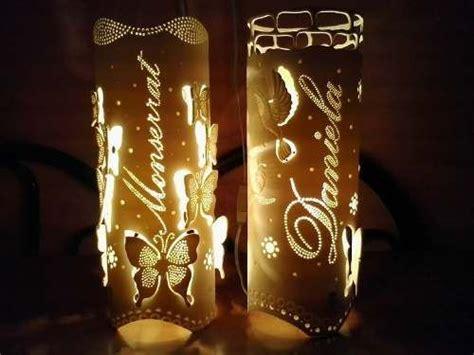 lamparas en pvc lamparas en pvc pinterest light