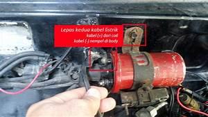 Cara Memperbaiki Pompa Bensin Rotax Suzuki Forsa