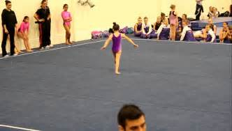 level 3 gymnastics floor routine 2013 youtube