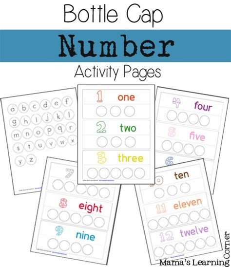 73 best images about free number printables for preschool