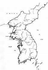 Peninsula Coloring Korean War Map Outline Blank Sketch Quotes Designlooter Navy Drawings Quotesgram 2264 58kb History sketch template