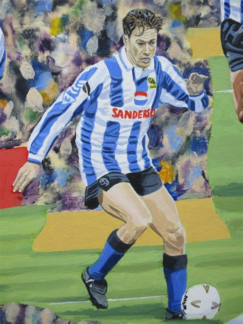 Chris Waddle - Sheffield Wednesday Matchday - Owlstalk ...