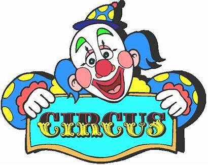 Circus Clip Clown Clipart Vent Dryer Clowns