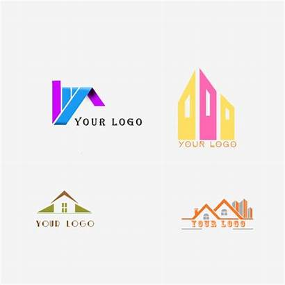 Estate Inspiration Logos Amazing Pngtree Templates Template
