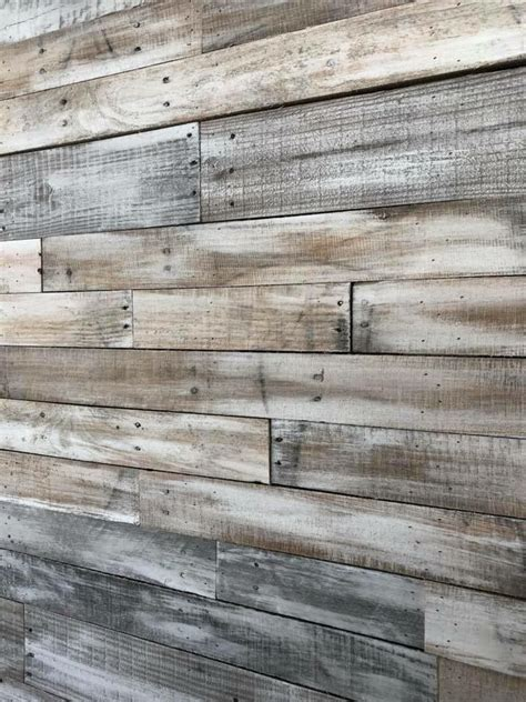 white  gray wash pallet wood wall grey stained wood