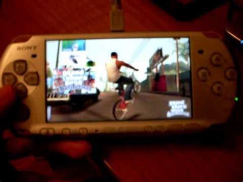 Gta san andreas pc full. GTA San Andreas on PSP - YouTube