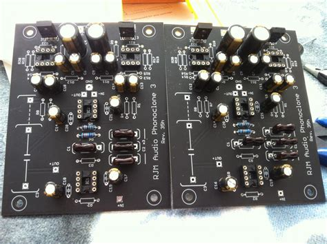 Rjm Phonoclone Build Diy Audio Projects Stereonet