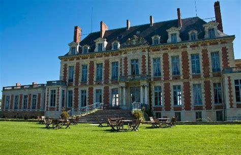 le chalet du parc yerres vue ext 233 rieure du ch 226 teau depuis le parc photo de chateau de marechal de saxe yerres