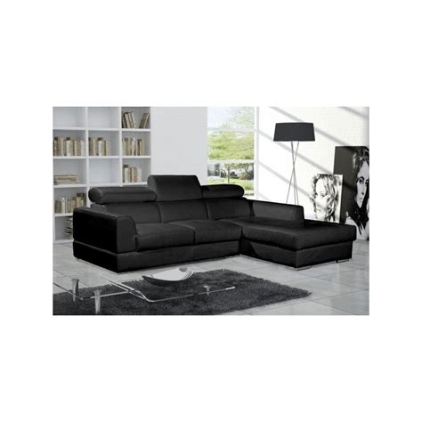canape angle 4 places canap 233 d angle 4 places neto madrid moderne design simili cuir tissu