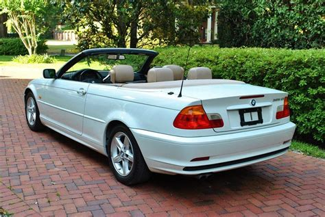 2003 Bmw 325ci Convertible by 2003 Bmw 3 Series Convertible For Sale 203 Used Cars From