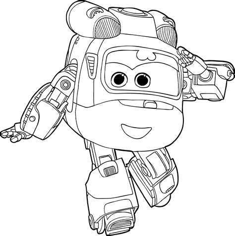 top  super wings printable coloring pages  kids