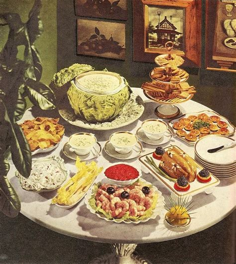 60s Food  Strike Pictures  Grace  Pinterest Spreads