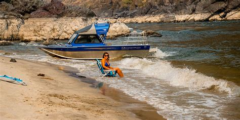 Inboard Fishing Boat Plans by Start Your Boat Plans Aluminum Boat Inboard Jet