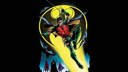 Robin Dc 4k Comics Wallpapers Superheroes Comic
