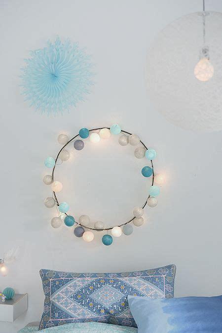 lichterkette kugeln selber machen wundersch 246 n gemacht home decoration bedroom decor