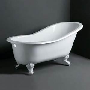 Baignoire Patte De Lion : baignoire il t en fonte maill e pattes de lion robinet ~ Melissatoandfro.com Idées de Décoration