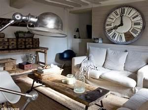 30 idees deco pour un petit salon elle decoration for Idee deco cuisine avec mobilier scandinave vintage pas cher