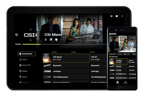 The pluto tv app gives users a way to watch. Pluto TV - It's Free TV