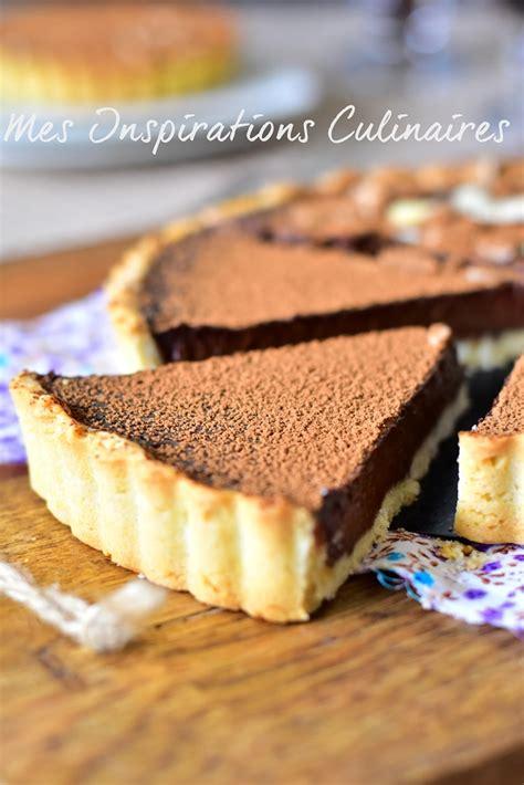 tarte au chocolat recette conticini le cuisine de samar