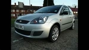 2006 Ford Fiesta Tdci Turbo Diesel For Sale