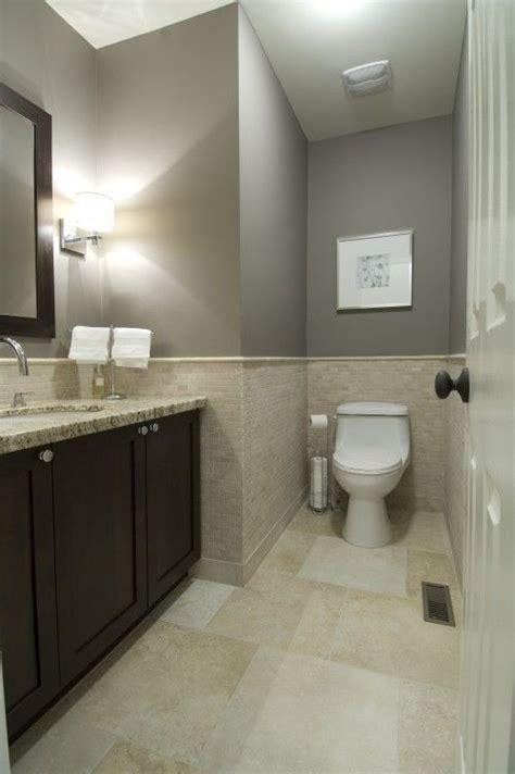 Half Bathroom Tile Ideas by Bathroom Like The Half Tile Half Paint Idea 9th Ave In
