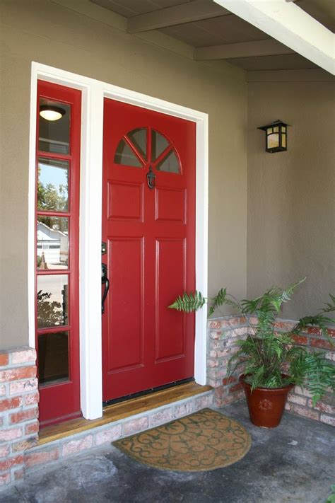 Tips In Painting Exterior Door #931  Latest Decoration Ideas