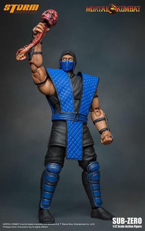 Mortal Kombat SubZero by Storm Collectibles  The Toyark