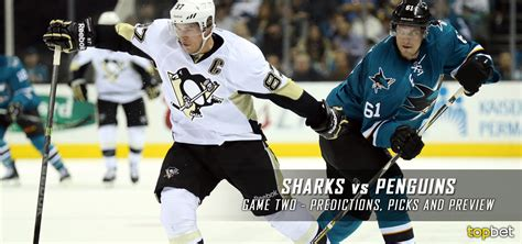 sharks  penguins game  prediction  stanley cup