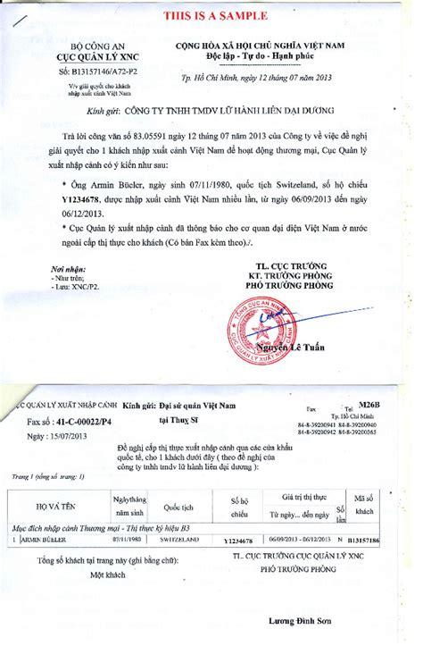 visa request letter  embassy cover letter samples