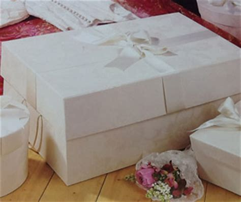 wedding dress in a box wedding dress cleaning services capricorn cleaners