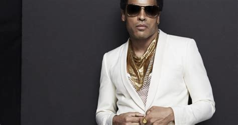 Lenny Kravitz Releases New Funky