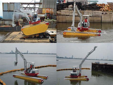 amphibious excavator ultratrex
