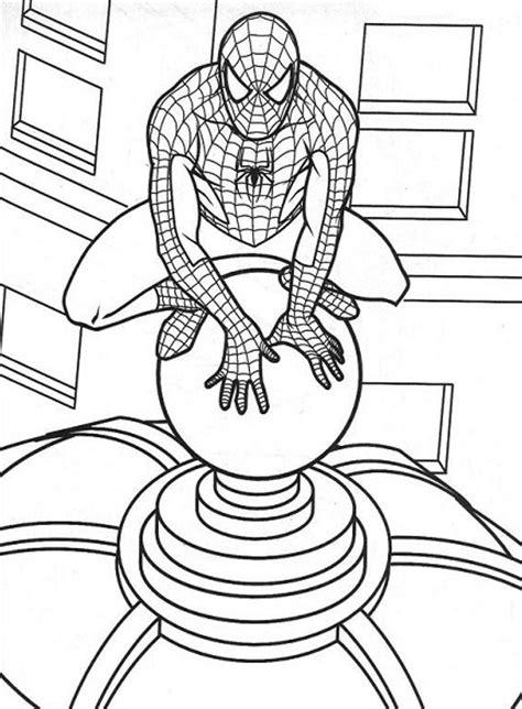 Peter Parker Venom Drone Fest